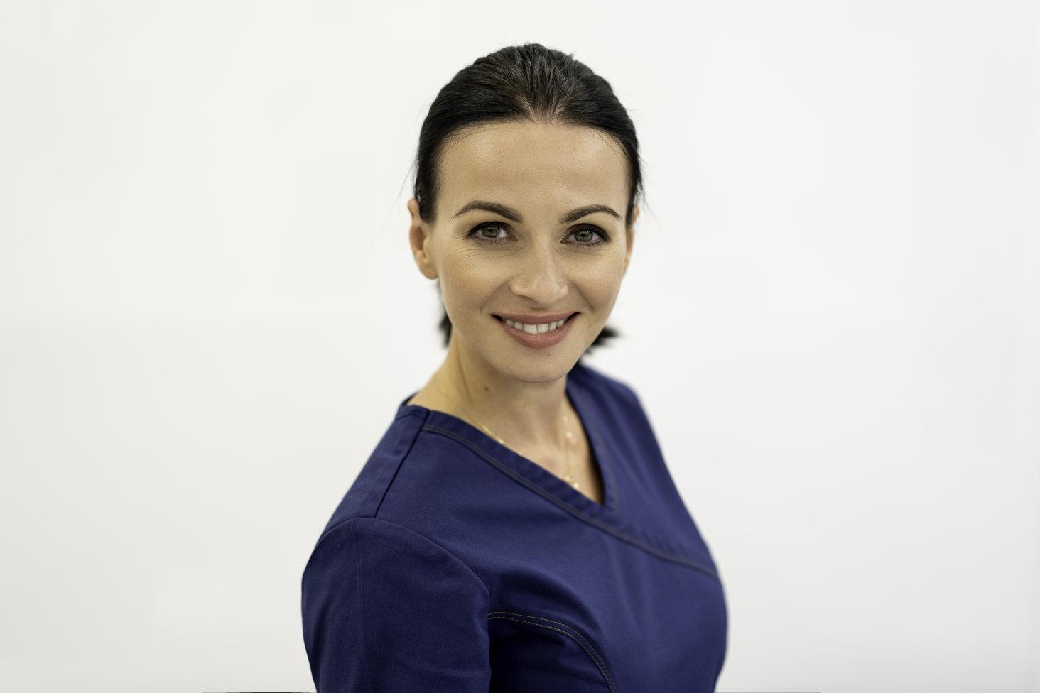 dr Katarzyna Świerkowska-Grochowska - właściciel